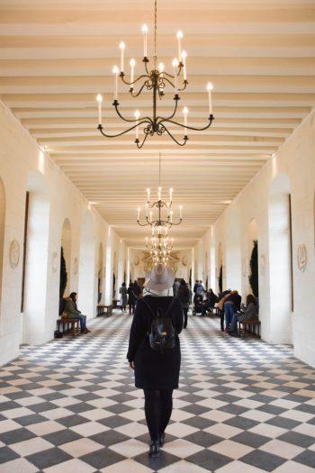 galerie_Chateau de Chenonceau_Val de Loire_un_couple_en_vadrouille