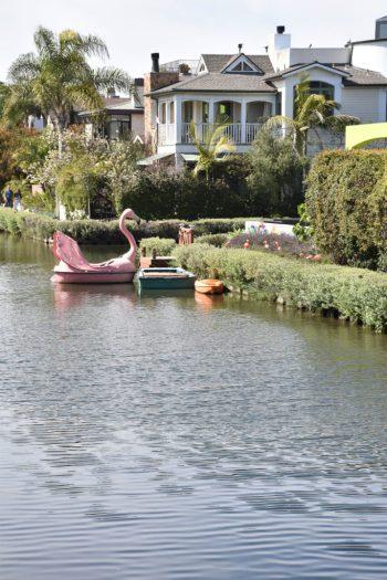 Canal de Venice à Los Angeles