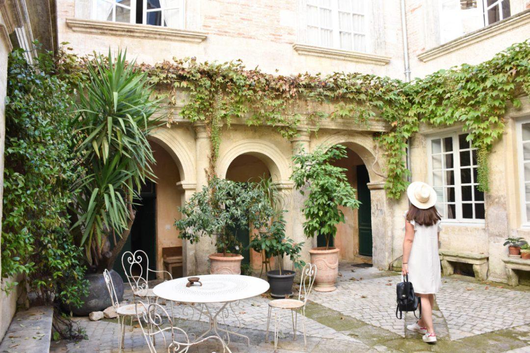 Hotel de Bernis à Nimes