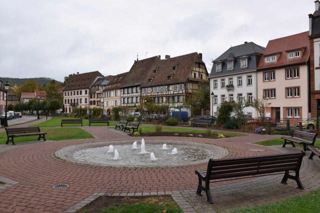 Ville de Wissembourg en Alsace