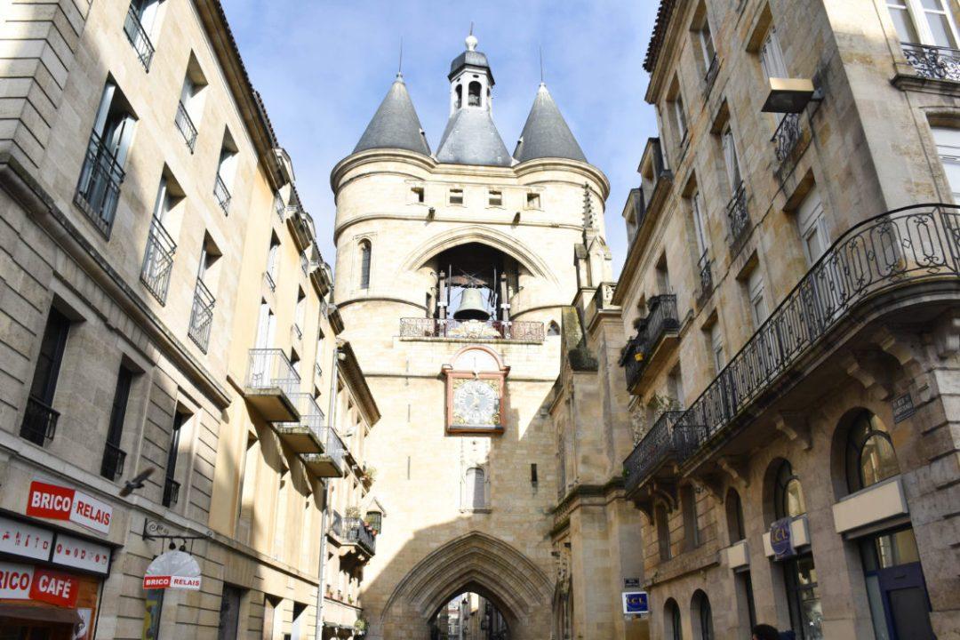 La Grosse Cloche de Bordeaux_un couple en vadrouille