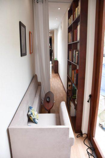 Intérieur Narrow house