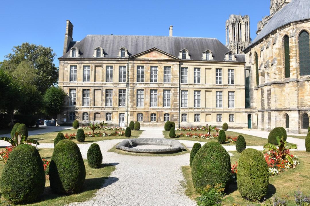 Palais du Tau à Reims