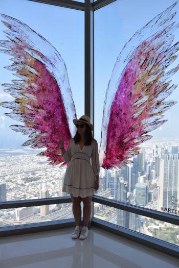 Ailes Colette Miller de Dubai_Burj Khalifa