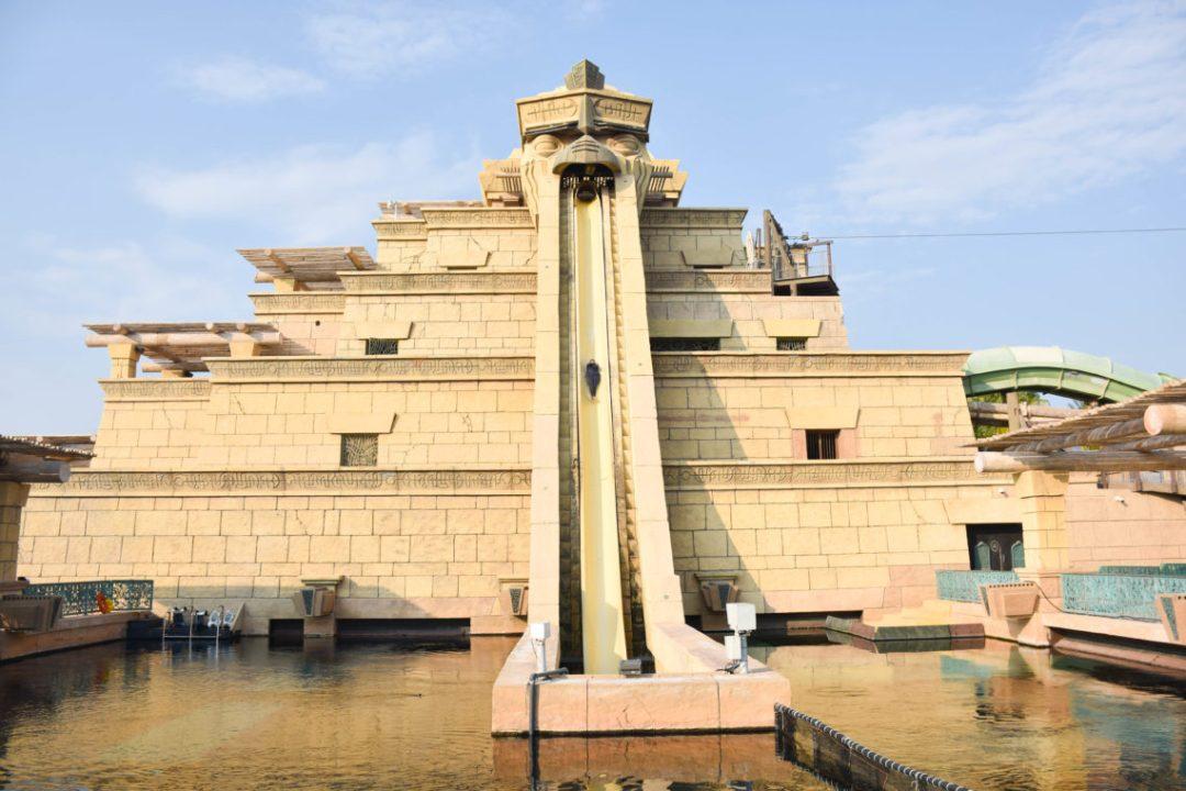 Aquaventure Waterpark - Atlantis de dubai
