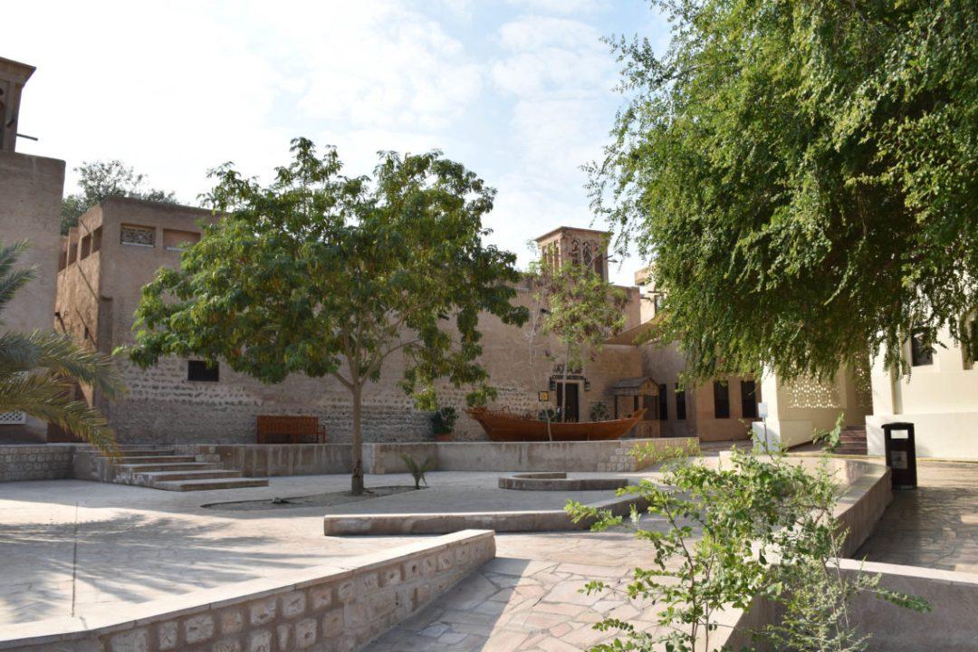 Place à Bastakiya de dubai