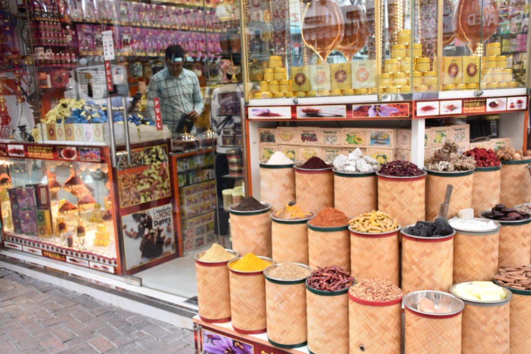 Souk d'Epices de Dubai