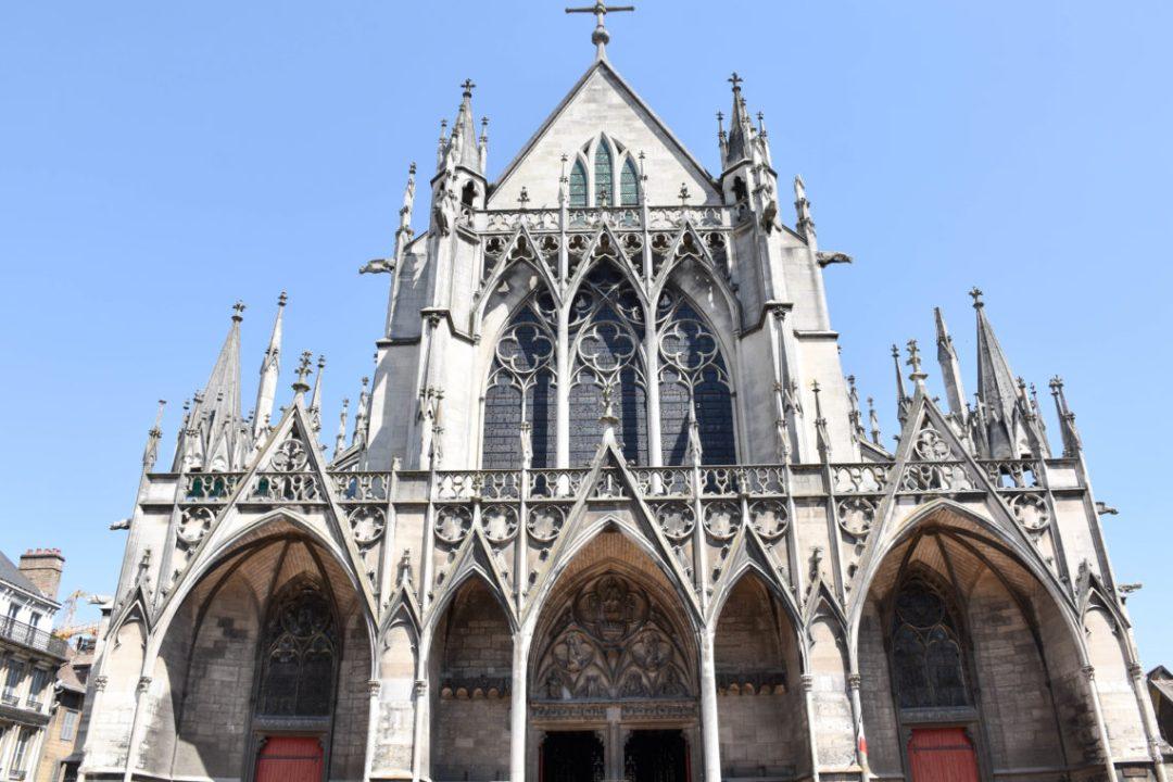 Basilique Saint Urbain de Troyes