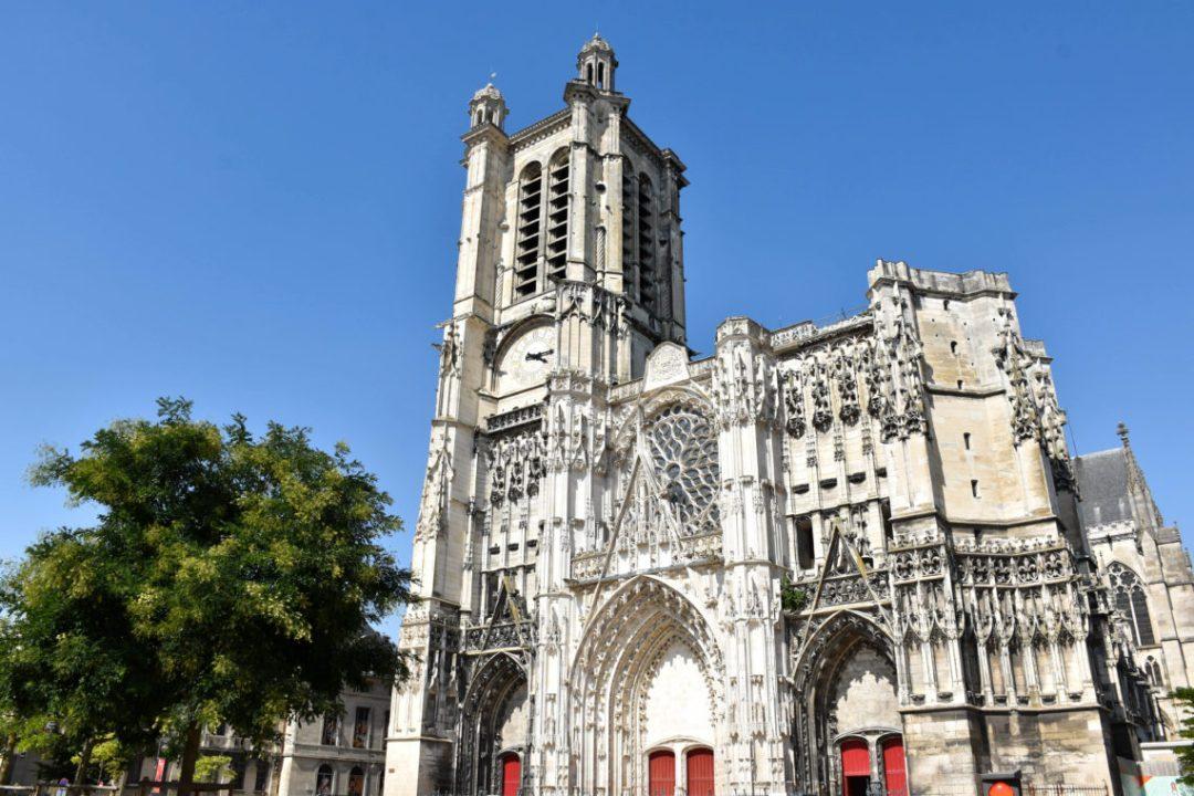 Cathédrale Saint Pierre et Saint Paul de Troyes
