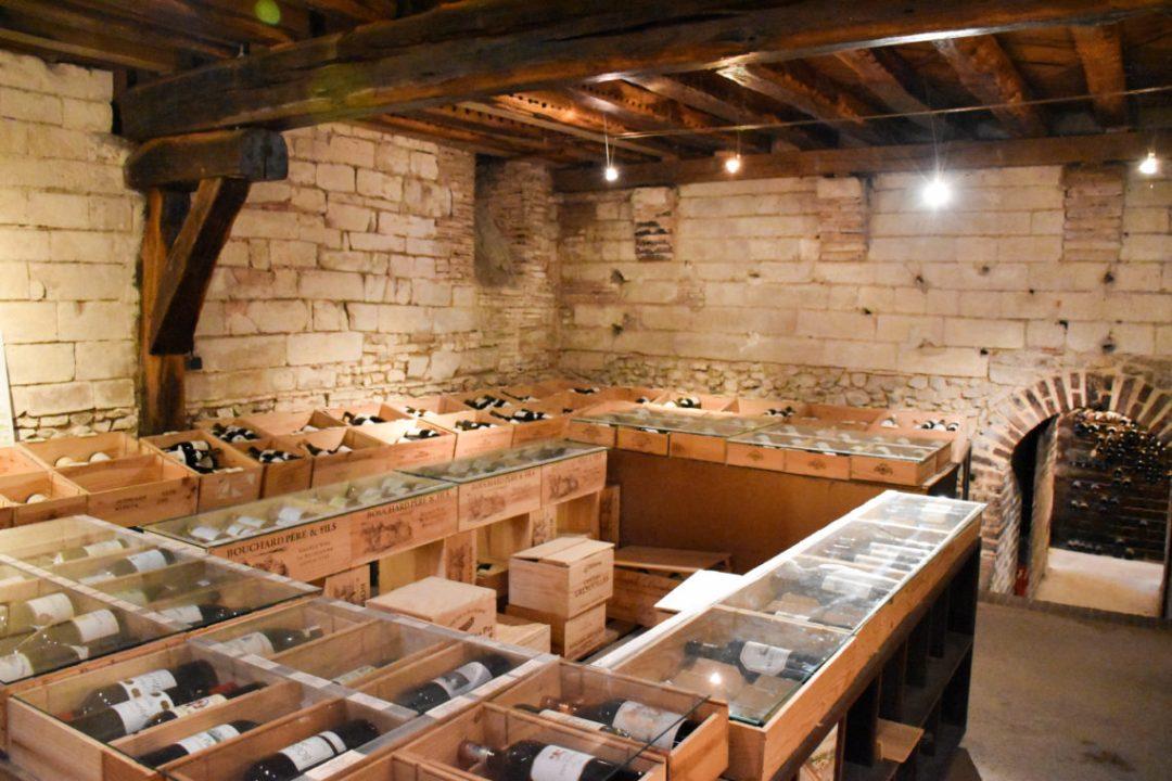 Cave du cellier Saint pierre_Prunelle de Troyes