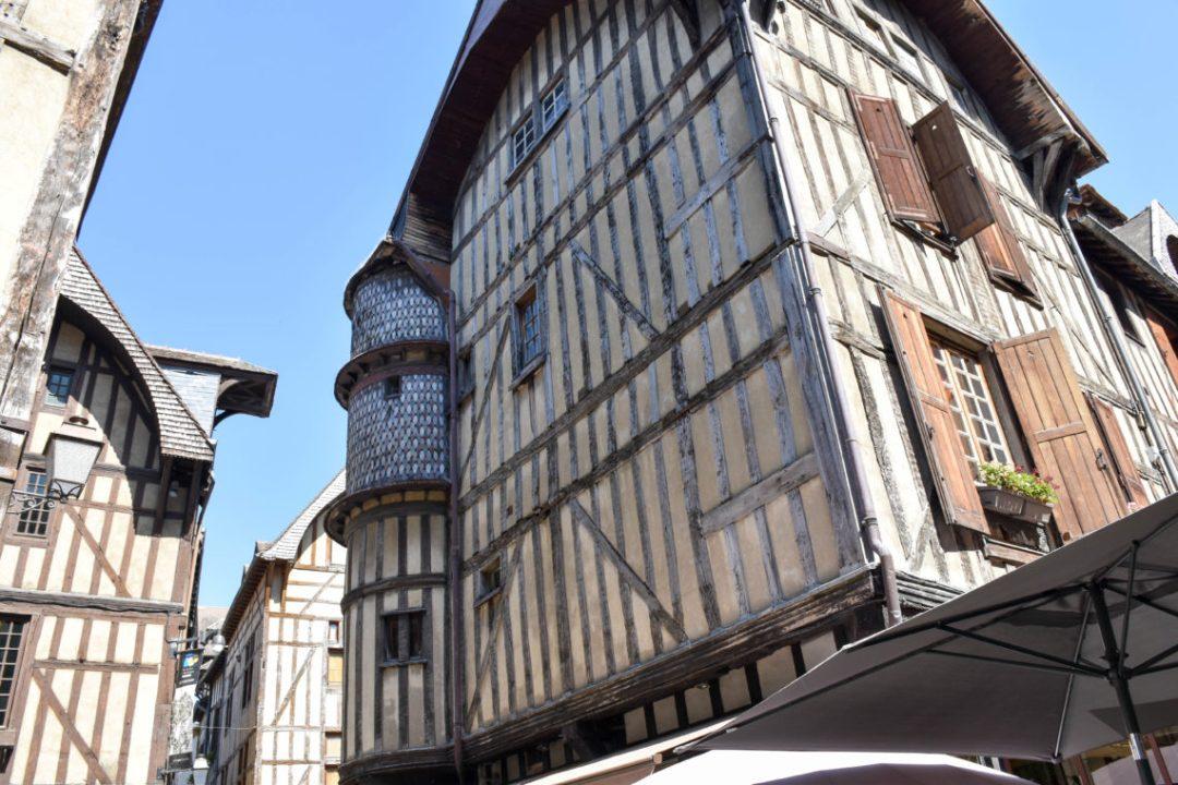 Centre ville historique de Troyes_Grand Est