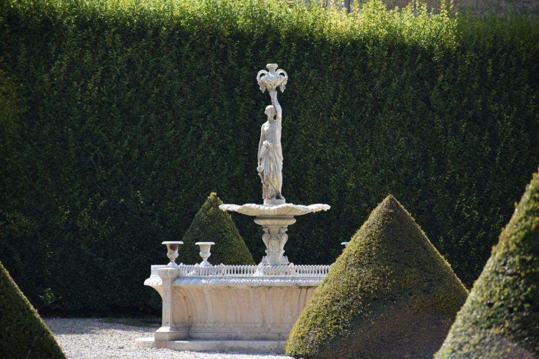 Jardins Musée barrois de bar le Duc
