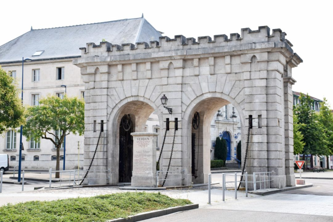 Porte Saint Paul à Verdun