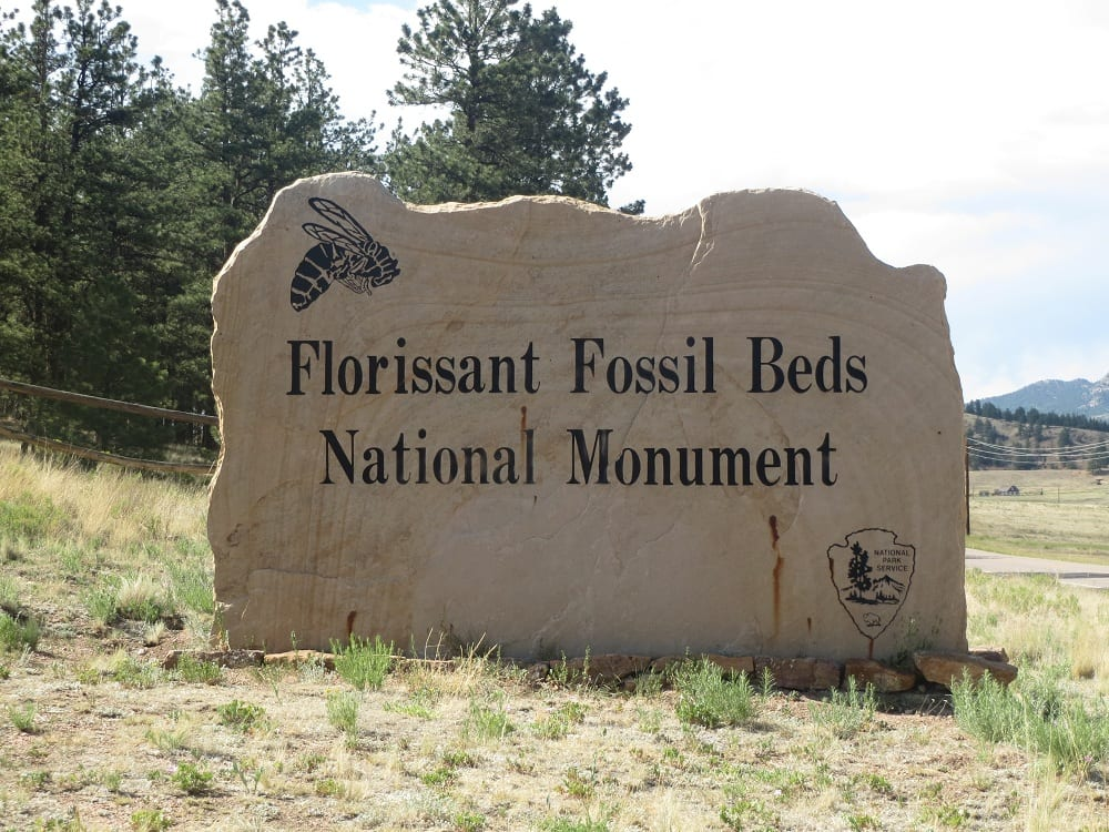 Fossil Colorado National Monument