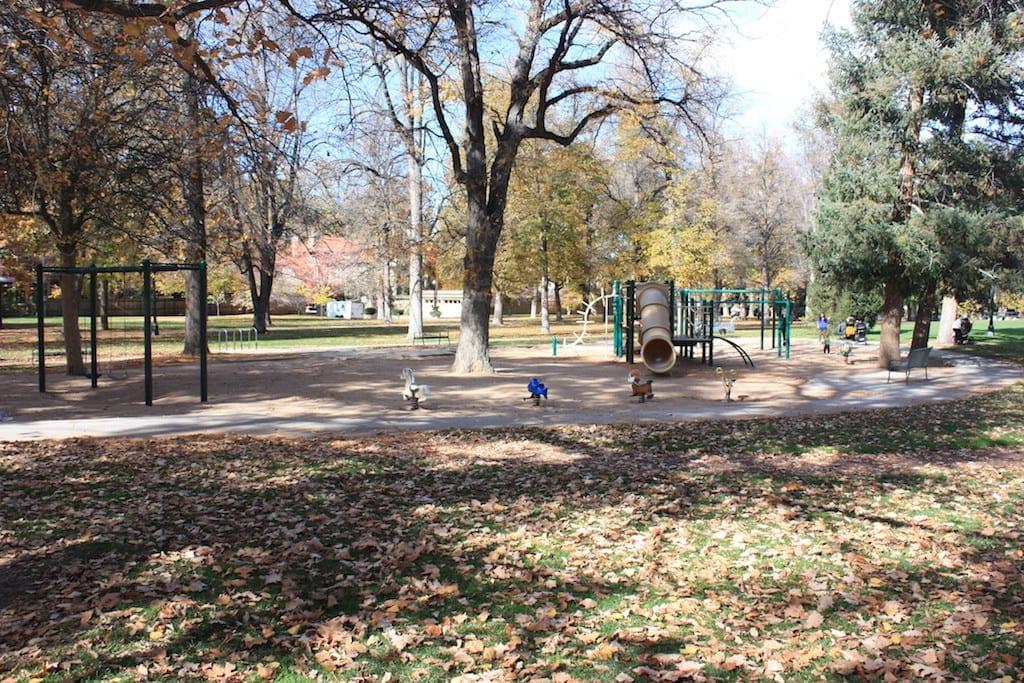 Cheesman Park Denver CO City Park