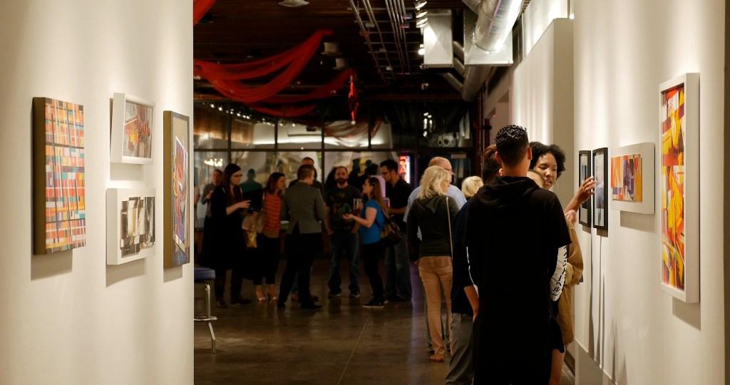 IAO Gallery - Photo by Dennis Spielman