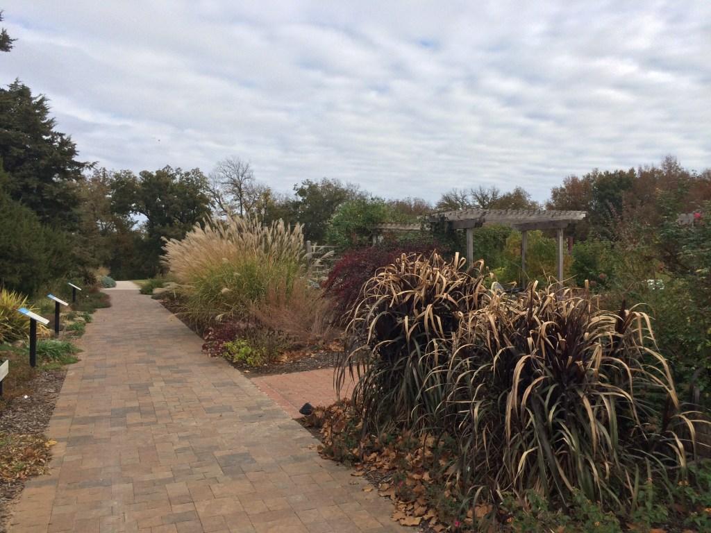 OSU Botanical Garden - Photo by Dennis Spielman