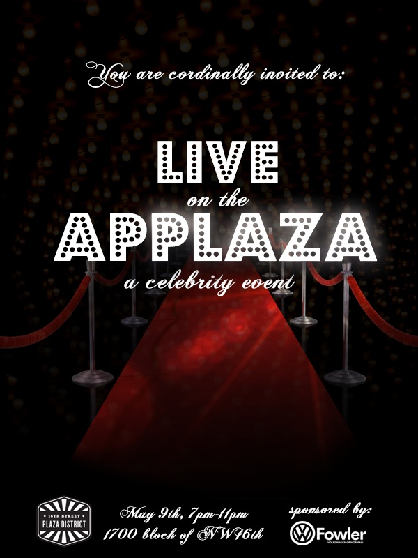 ApPLAZAinvitation