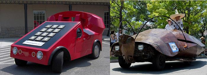 Art Cars. Provided photo