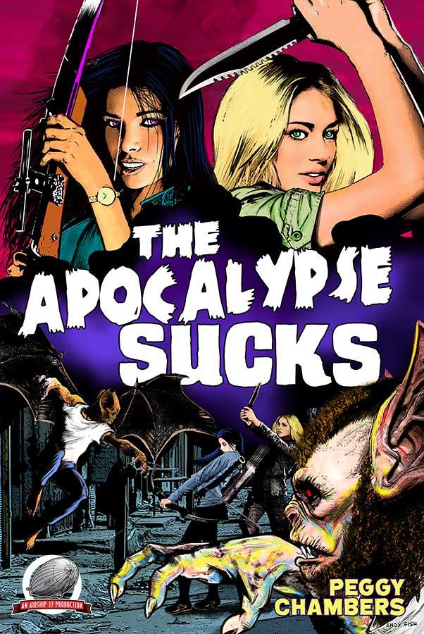 The Apocalypse Sucks Cover