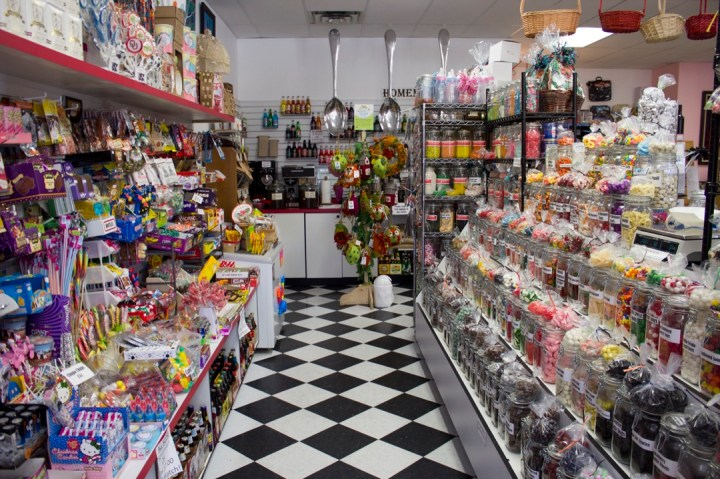 Candy at Lohmann's Good Things