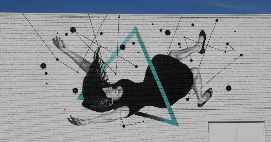 Mural in Western Avenue