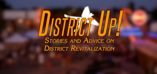 District Up! title