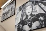 Art inside DECOPOLIS - photo by Dennis Spielman