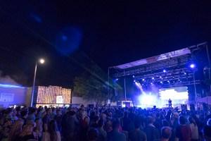 Norman Music Festival - photo by Dennis Spielman