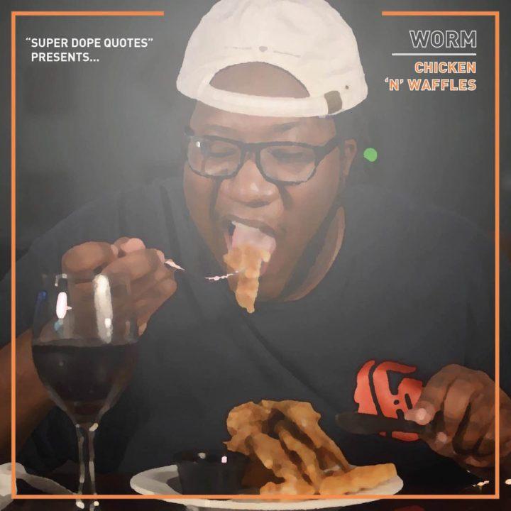 Chicken N Waffles album cover