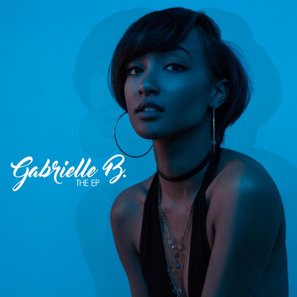 Gabrielle B EP cover