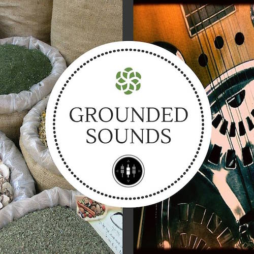 Grounded Sounds logo