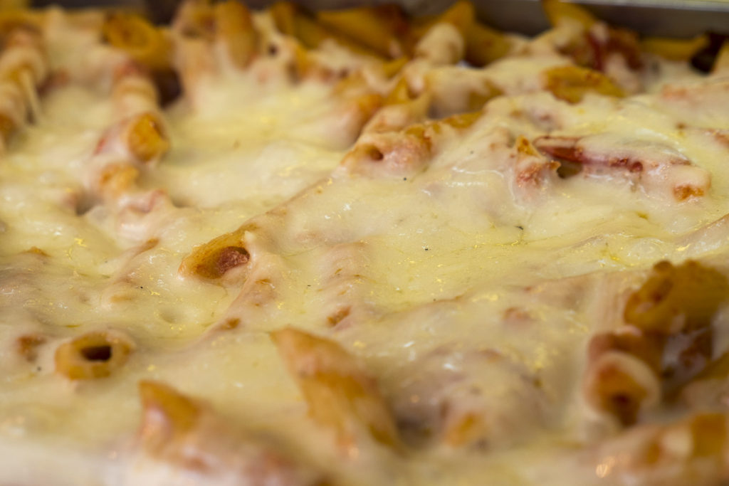 Big Daddy's Italian Eatery's Baked Ziti Noodle