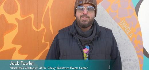 Jack Fowler - Bricktown Okctopus
