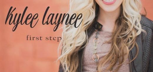 Kylee Laynee First Steps Album EP cover