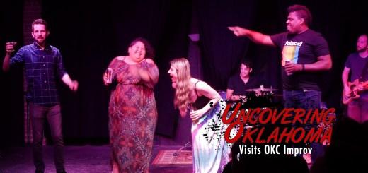 Uncovering Oklahoma visits OKC Improv