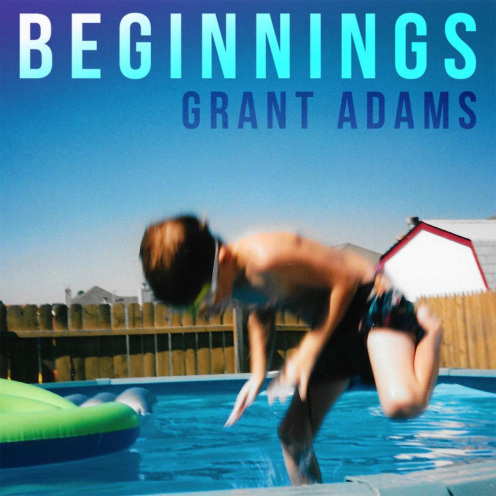 Beginnings by Grant Adams album cover