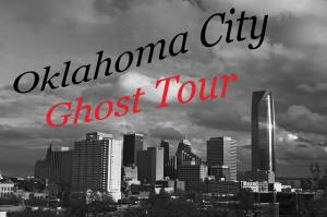 OKC Ghost Tour logo