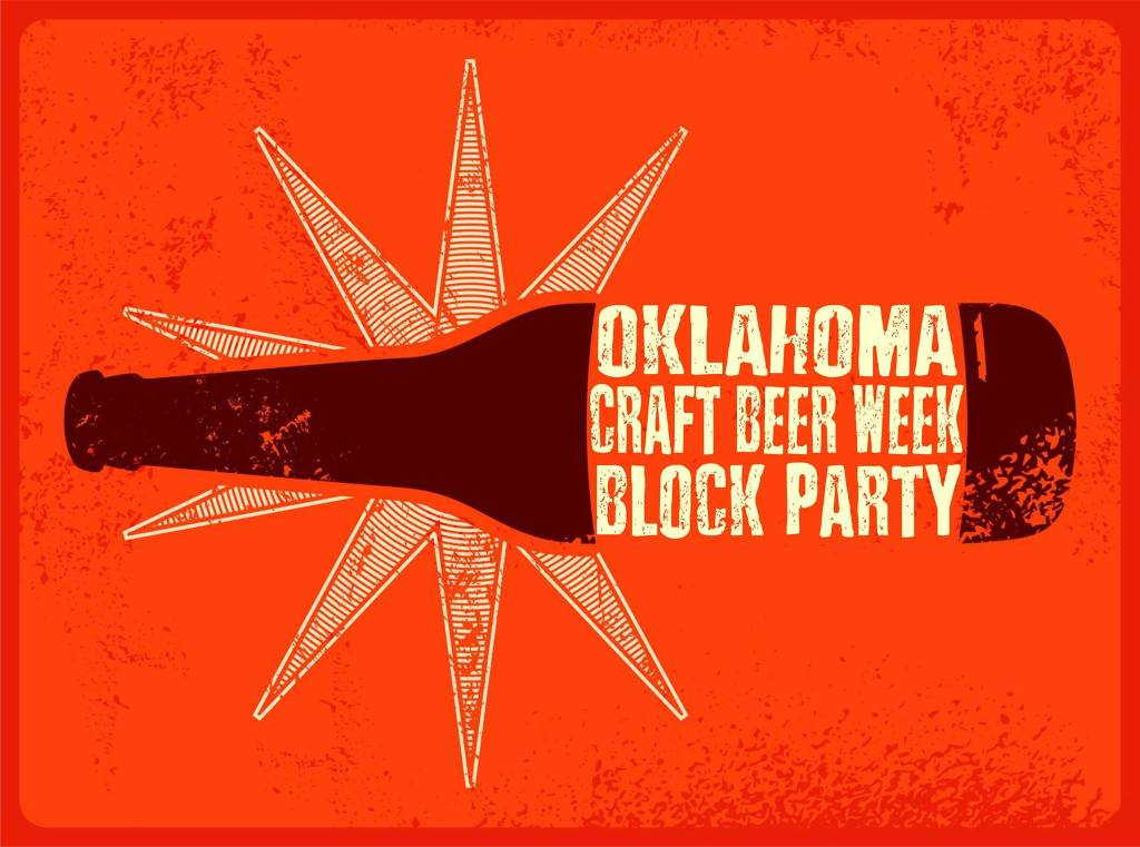 Oklahoma Craft Beer Week Block Party