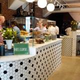 Welcome to The Hall's Pizza Kitchen - photo by Dennis Spielman