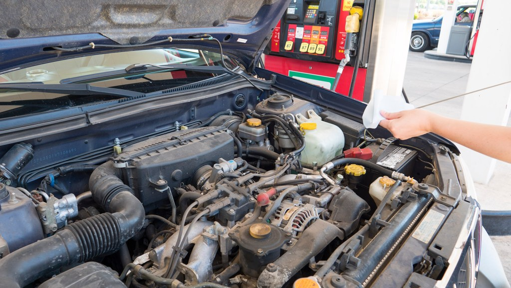 Do Car Maintenance