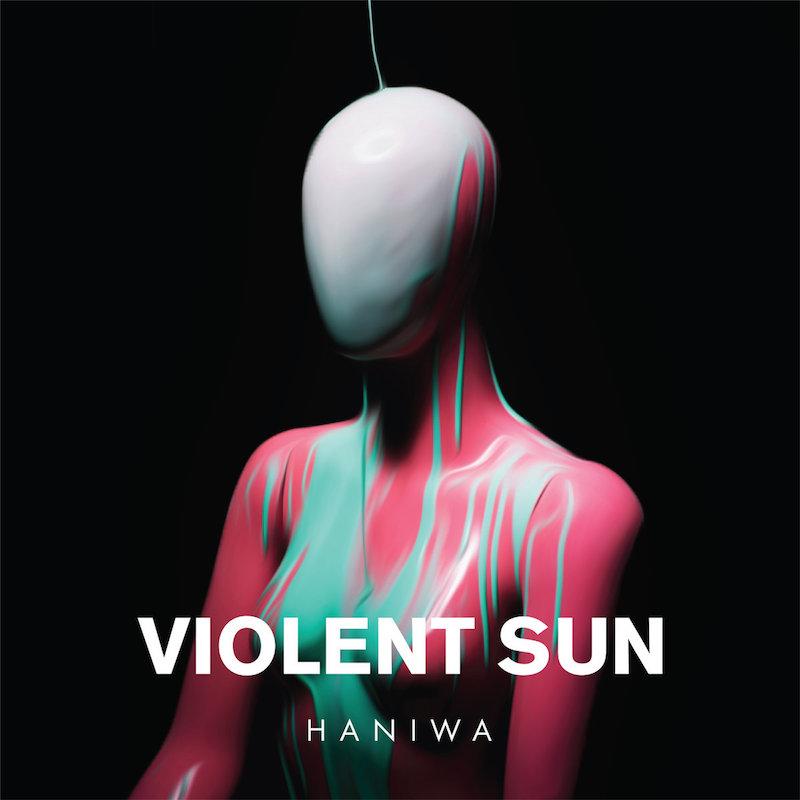 Violent Sun by Haniwa album cover