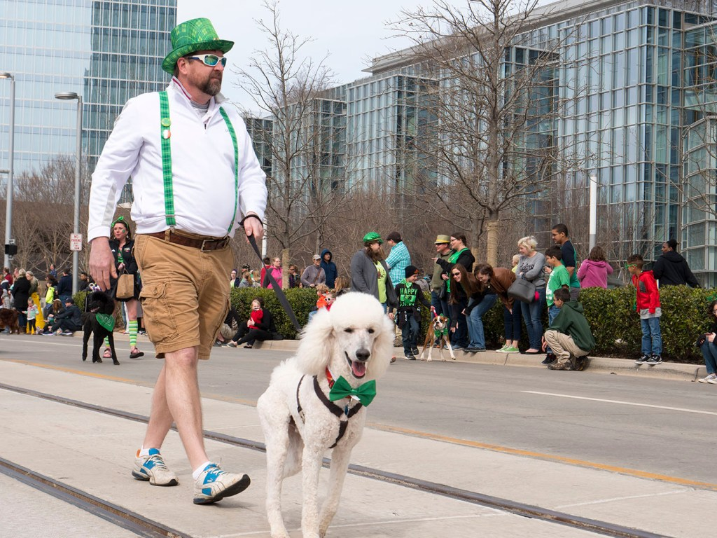 O'City St Patrick's Day Parade 2018 - photo by Dennis Spielman