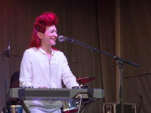 My Brightest Diamond at Norman Music Festival 11 - photo by Dennis Spielman