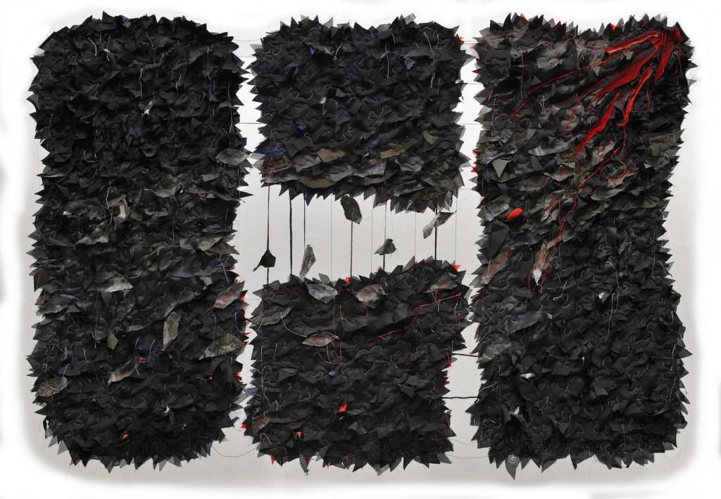 Chiaki Dosho's The Profound - photo Courtesy of Studio Art Quilt Associates