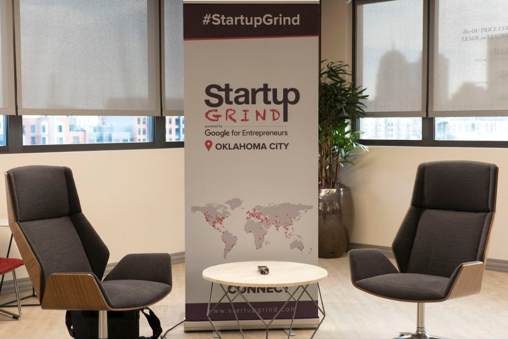 Startup Grind OKC - photo by Dennis Spielman