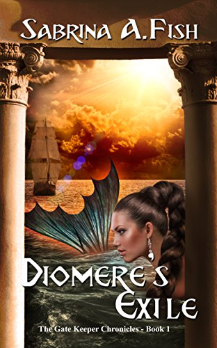 Diomere's Exile by Sabrina Fish cover