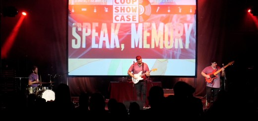 Speak Memory Live at the Tower Theatre