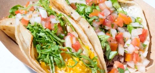 Tacos from Taco Nation OKC - photo by Dennis Spielman