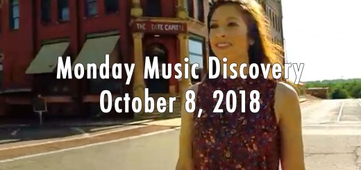 Monday Music Discovery for Oct 8, 2018